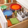 3 Fantastic RV Dish Holders in This Simple Kitchen Drawer Hack